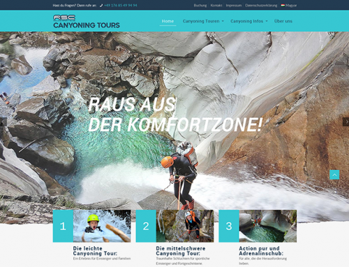 CanyoningTours